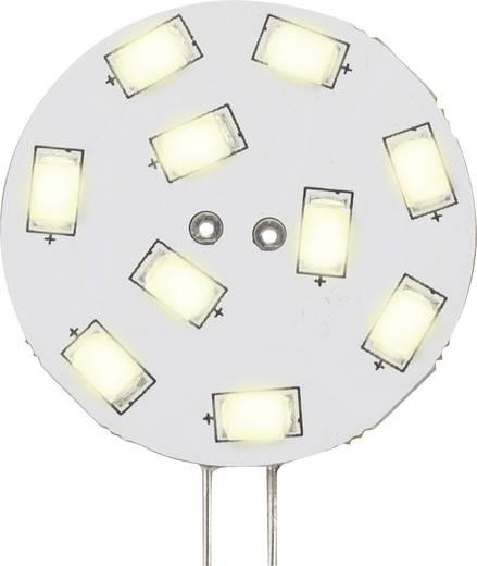 LED G4 Stiftsockel 1.5 W = 15 W Warmweiß (Ø x L) 30 mm x 42 mm EEK: A Renkforce 1 St.