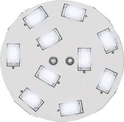 LED žárovka Renkforce 12 V, G4, 16.75 mm, 1.5 W = 15 W, studená bílá