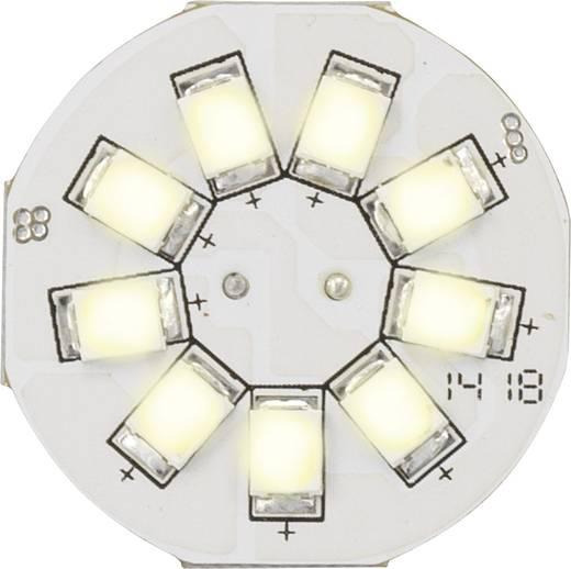 LED G4 Stiftsockel 1.5 W = 10 W Warmweiß (Ø x L) 23 mm x 16.75 mm EEK: A Renkforce 1 St.
