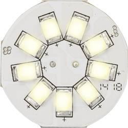 LED žárovka Renkforce 12 V, G4, 16.75 mm, 1.5 W = 10 W, teplá bílá