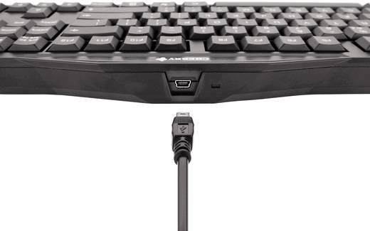USB-Tastatur CHERRY MX-Board 3.0 Switch: Black Schwarz