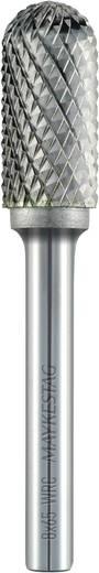 Frässtift 10 mm Form C Walzenrund (WRC) Alpen 779606110100 Hartmetall Schaft-Ø 6 mm