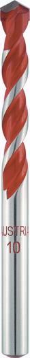 Hartmetall Mehrzweckbohrer 7 mm Alpen MultiCut 17200700100 Gesamtlänge 100 mm Zylinderschaft 1 St.