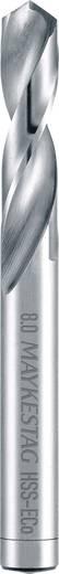 HSS-E Metall-Spiralbohrer 4 mm Alpen 92100400100 Gesamtlänge 55 mm Cobalt DIN 1897 Zylinderschaft 1 St.