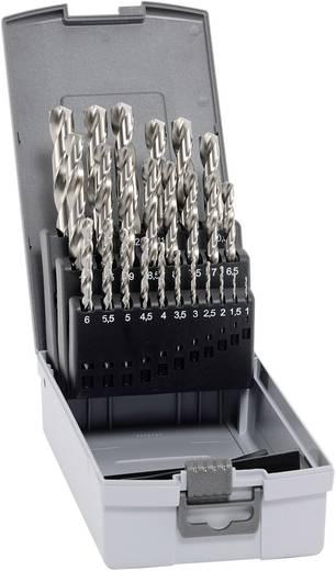 HSS-E Metall-Spiralbohrer-Set 25teilig Alpen 102225100 Cobalt 1 Set