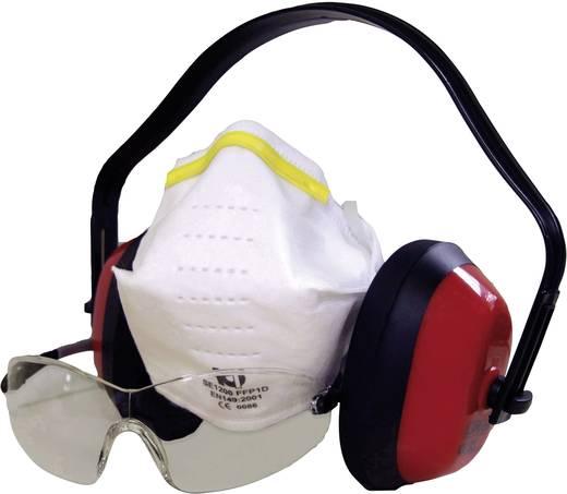 Kapselgehörschützer 23 dB Upixx Security Set 2649 1 Set