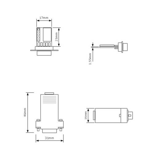 Bluetooth-Adapter Taskit 545757
