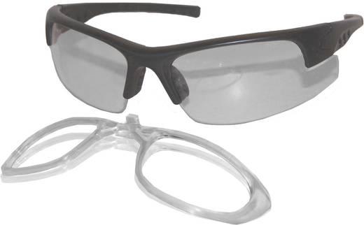 Schutzbrille Upixx Click & Blick 26701 Schwarz DIN EN 166-1