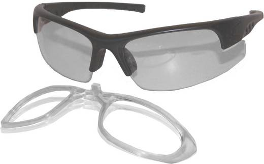 Upixx Schutzbrille Click & Blick 26701 Polycarbonat, Kunststoff EN 166F