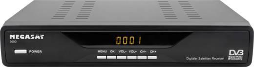 SAT-Receiver MegaSat 3600 Anzahl Tuner: 1