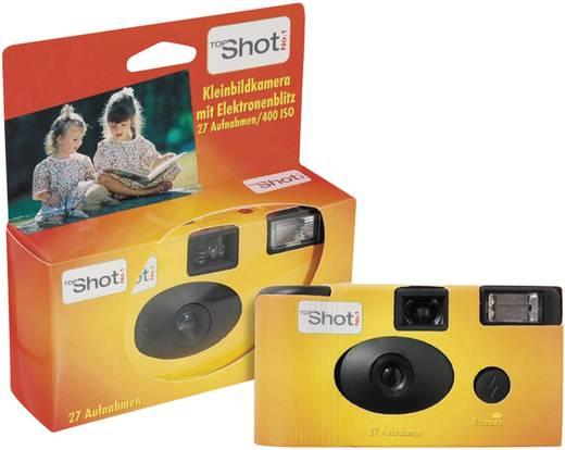 Einwegkamera Topshot Flash 1 St. mit eingebautem Blitz