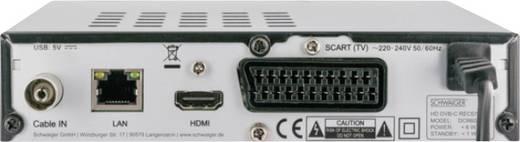HD-Kabel-Receiver Schwaiger DCR-600 Anzahl Tuner: 1