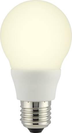 LED žárovka Sygonix 457c60a 230 V, E27, 6.5 W = 40 W, teplá bílá, A+, 1 ks