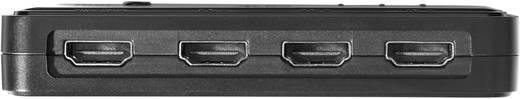 3 Port HDMI-Switch One For All SV 1630 3D-Wiedergabe möglich, LED-Anzeige, mit Fernbedienung 1080 Pixel