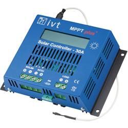Solárny regulátor nabíjania IVT MPPTplus 30A 200037, 30 A, 12 V, 24 V