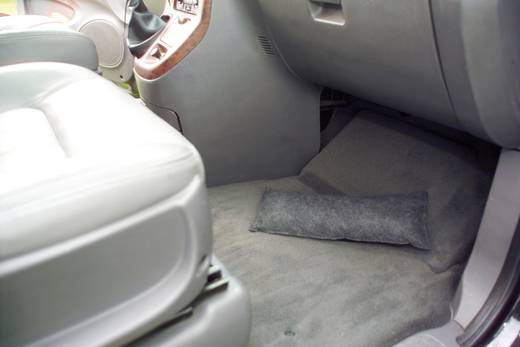 Luftentfeuchter (L x B x H) 36 x 15 x 4 cm ThoMar Airdry classic +30% Lkw, SUV, Van, Bus, Pkw, Wohnmobile Anthrazit