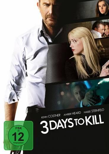 DVD 3 Days to Kill FSK: 12
