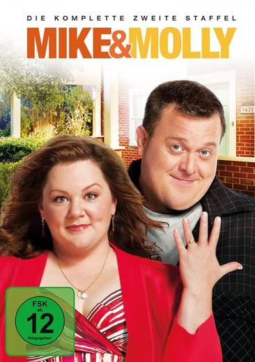 DVD Mike & Molly FSK: 12