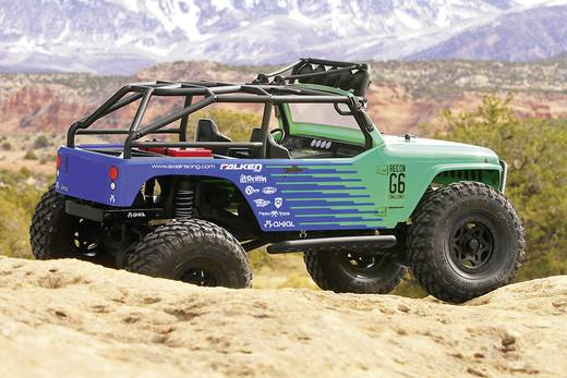 Axial Scx10 Jeep Wrangler G6 Falken Brushed 1 10 Rc