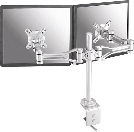 """2fach Monitor-Tischhalterung 25,4 cm (10"""") - 61,0 cm (24"""") Neigbar+Schwenkbar, Rotierbar NewStar Products FPMA-D1030D"""