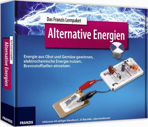 Lernpaket Franzis Verlag Lernpaket Alternative Energien 978-3-645-65271-1 ab 14 Jahre