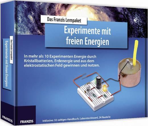 Lernpaket Franzis Verlag LP Experimente mit freien Energien 978-3-645-65277-3 ab 14 Jahre
