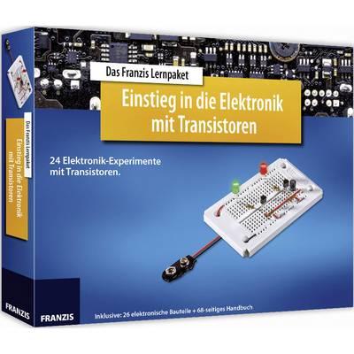 Lernpaket Franzis Verlag Lernpaket Einstieg in die Elektronik mit Transistoren 978-3-645-6 Preisvergleich