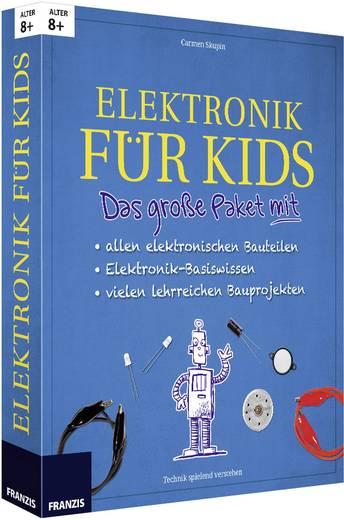 Lernpaket Franzis Verlag Lernpaket Elektronik für Kids 978-3-645-65265-0 ab 8 Jahre