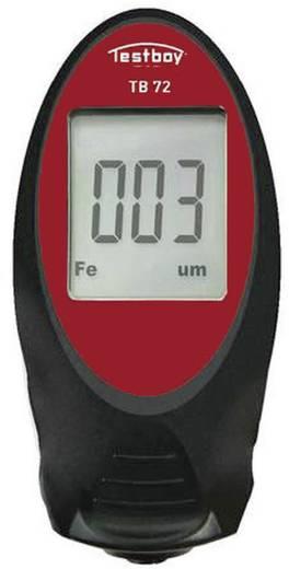 Testboy 72 Schichtdicken-Messgerät, Lackschichtmessung 0 - 2000μm / 0 - 40mil Kalibriert nach ISO
