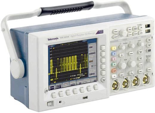 Tektronix TDS3052C Digital-Oszilloskop 500 MHz 2-Kanal 5 GSa/s 10 kpts 9 Bit Kalibriert nach ISO Digital-Speicher (DSO),
