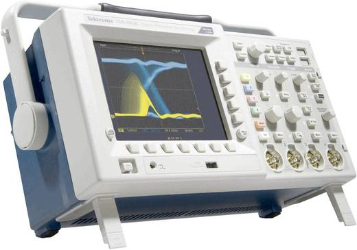 Digital-Oszilloskop Tektronix TDS3054C 500 MHz 4-Kanal 5 GSa/s 10 kpts 9 Bit Digital-Speicher (DSO), Spectrum-Analyser