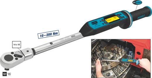 """Elektronischer Drehmomentschlüssel mit Umschaltknarre 1/2"""" (12.5 mm) 10 - 200 Nm Hazet 7292-ETAC"""