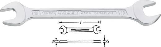 """Doppel-Maulschlüssel 5/8"""" - 9/16"""" DIN 895 Hazet 450NA-9/16X5/8VKH"""