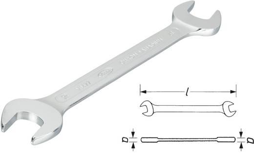 Doppel-Maulschlüssel 17 - 19 mm DIN 3110 Vigor V1671