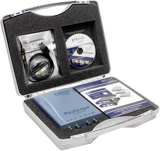 USB-Oszilloskop pico PP875 250 MHz 2-Kanal 500 MSa/s 256 Mpts 8 Bit Kalibriert nach DAkkS Digital-Speicher (DSO), Funkti