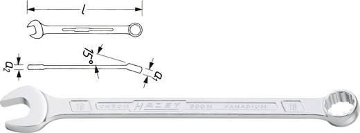 Ring-Maulschlüssel 80 mm DIN 3113 Form A, ISO 3318, ISO 7738 Hazet 600N-80