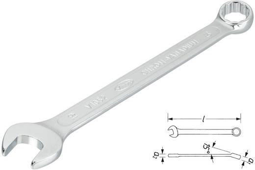 Ring-Maulschlüssel 9 mm DIN 3113, ISO 7738 Vigor V1043