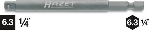 """Verbindungsteil Antrieb (Schraubendreher) 1/4"""" (6.3 mm) Abtrieb 1/4"""" (6.3 mm) 100 mm Hazet 8508S-4"""
