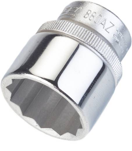 """Außen-Sechskant Steckschlüsseleinsatz 7/8"""" 3/8"""" (10 mm) Hazet 880AZ-7/8"""