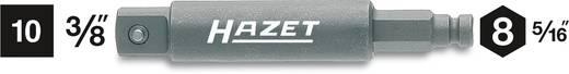 """Verbindungsteil Antrieb (Schraubendreher) 5/16"""" (8 mm) Abtrieb 3/8"""" (10 mm) 75 mm Hazet 8808S-1"""