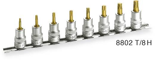 """Innen-TORX Steckschlüssel-Bit-Einsatz-Set 8teilig 3/8"""" (10 mm) Hazet 8802T/8H"""