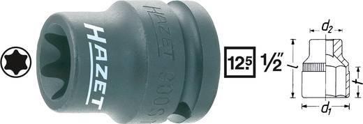 "Außen-TORX Kraft-Steckschlüsseleinsatz T 18 1/2"" (12.5 mm) Produktabmessung, Länge 38 mm Hazet 900S-E18"