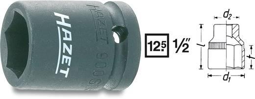 "Außen-Sechskant Kraft-Steckschlüsseleinsatz 13 mm 1/2"" (12.5 mm) Produktabmessung, Länge 38 mm Hazet 900S-13"