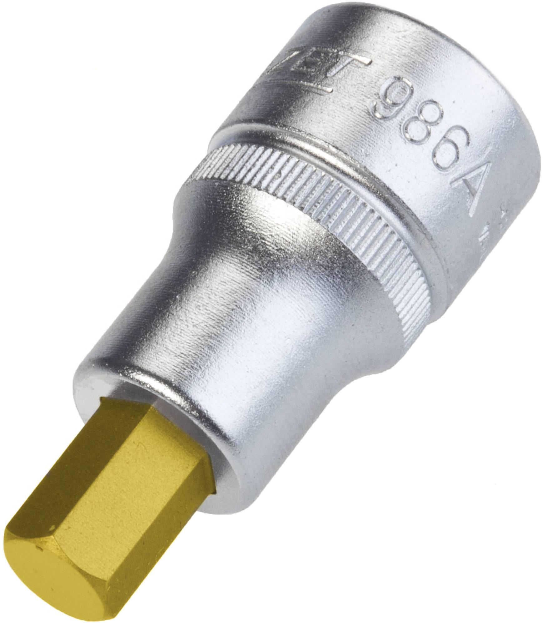 """HAZET Ø 14 mm Steckschlüsseleinsatz 3//8/"""" Zoll sechskant"""