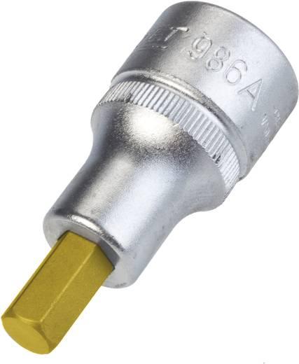 """Innen-Sechskant Steckschlüssel-Bit-Einsatz 5/16"""" 1/2"""" (12.5 mm) Produktabmessung, Länge 52 mm Hazet 986A-5/16"""