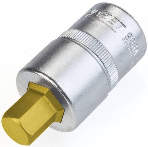 """Innen-Sechskant Steckschlüssel-Bit-Einsatz 7/16"""" 1/2"""" (12.5 mm) Produktabmessung, Länge 52 mm Hazet 986A-7/16"""