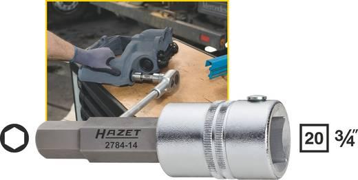"""Innen-Sechskant Bremssattel-Steckschlüsseleinsatz 14 mm 3/4"""" (20 mm) Produktabmessung, Länge 110 mm Hazet 2784-14"""