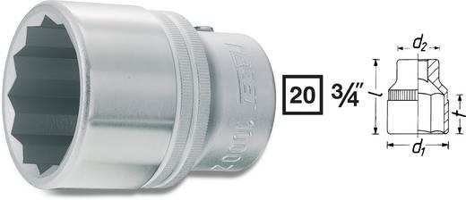 "Außen-Sechskant Steckschlüsseleinsatz 1 1/2"" 3/4"" (20 mm) Produktabmessung, Länge 65 mm Hazet 1000AZ-1.1/2"