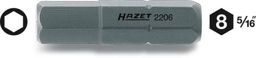 Sechskant-Bit 6 mm Hazet Sonderstahl C 8 1 St.