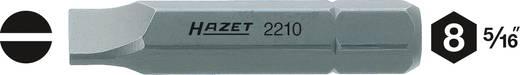 Schlitz-Bit 5.5 mm Hazet Sonderstahl C 8 1 St.